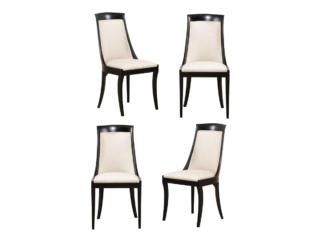 Set of 4 Swedish Side Chairs