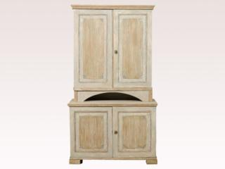 Period Gustavian Swedish Cabinet