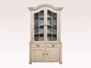 A Tall French Cabinet, 19th C.