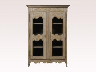 A French Two-Door Cabinet