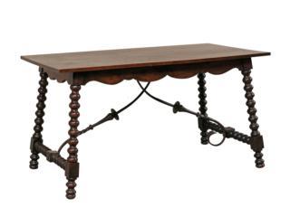 A Spanish 19th Century Table