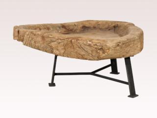 A Guatemalan Wood Coffee Table