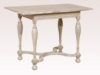 Swedish Baroque Style Side Table