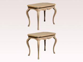 A Pair of French Tray Top Tables