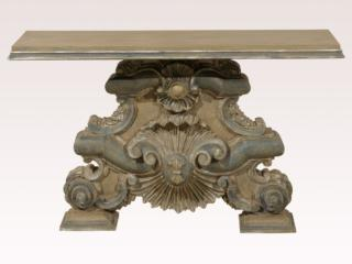 Baroque Style Console Table