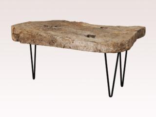 Rustic Spanish Wood Coffee Table