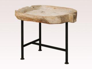 Spanish Wood Trough Coffee Table