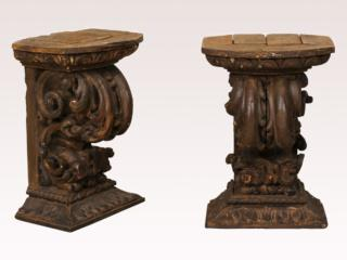 A Pair of Italian Fragment Tables