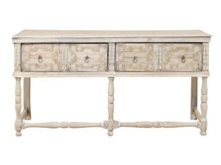 An 18th C. English Console Table