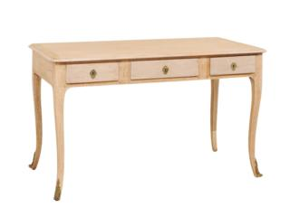 Mid-Century Three Drawer Desk