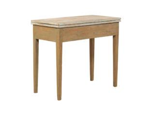 A Swedish 19th C. Multi Use Table