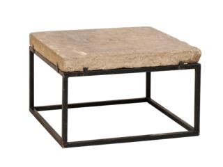 18th C. Spanish Stone Top Table