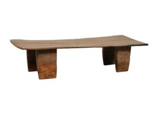 Cute Size Naga Wood Coffee Table