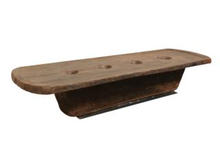 Antique Nagaland Grinding Table