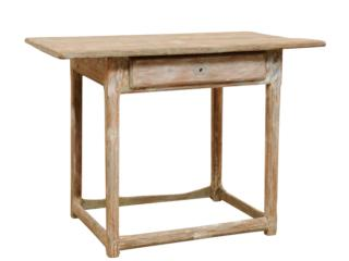 Swedish Fir Table, Early 19th C.
