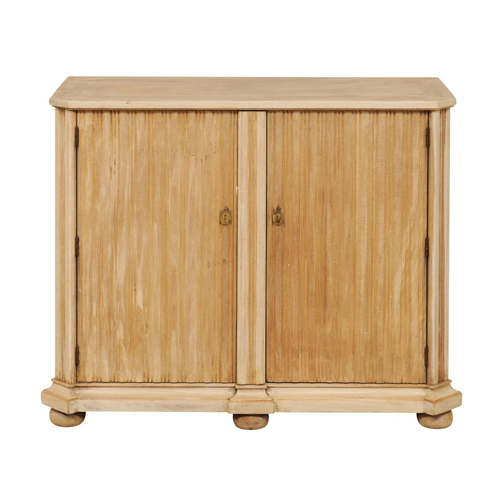 Buffet Cabinet w/ Reeded Panels
