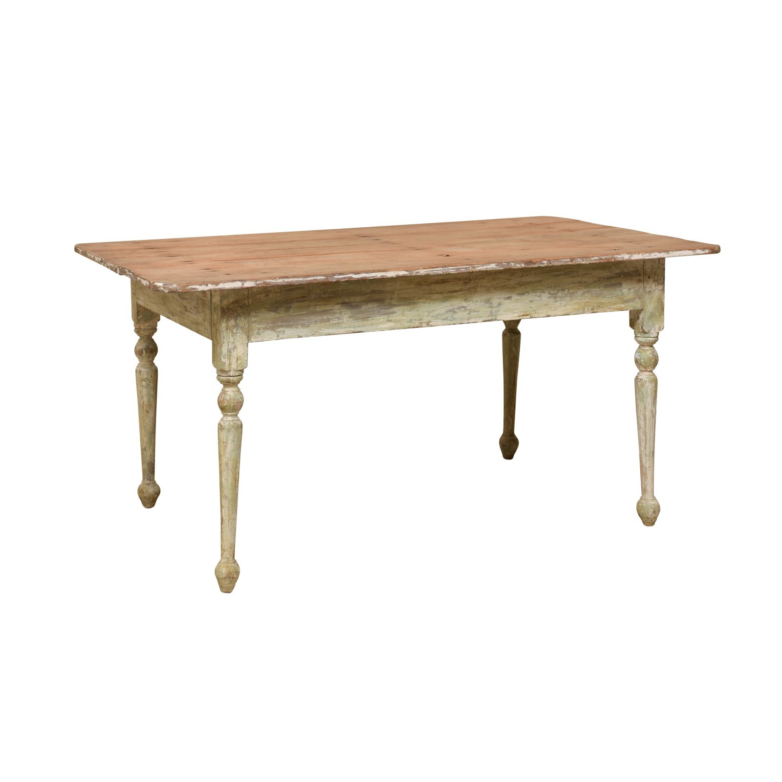 Antique American Farm-House Table