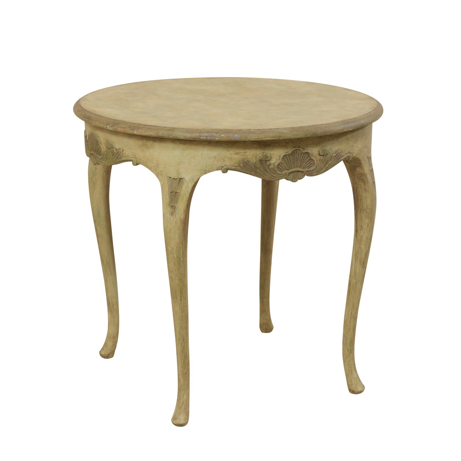 Swedish Rococo Style Center Table