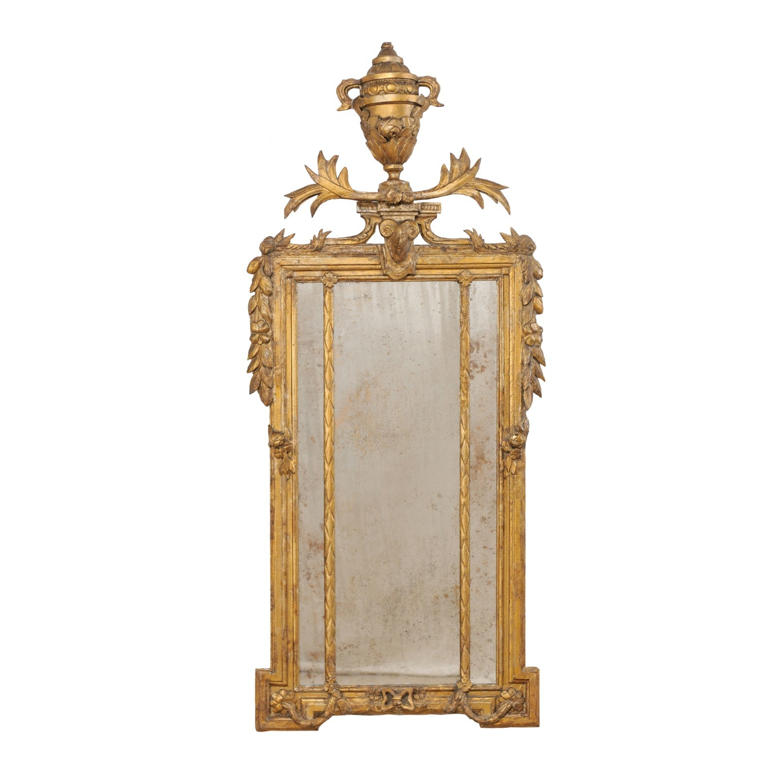 Italian Neoclassical Mirror, Early 19th C.