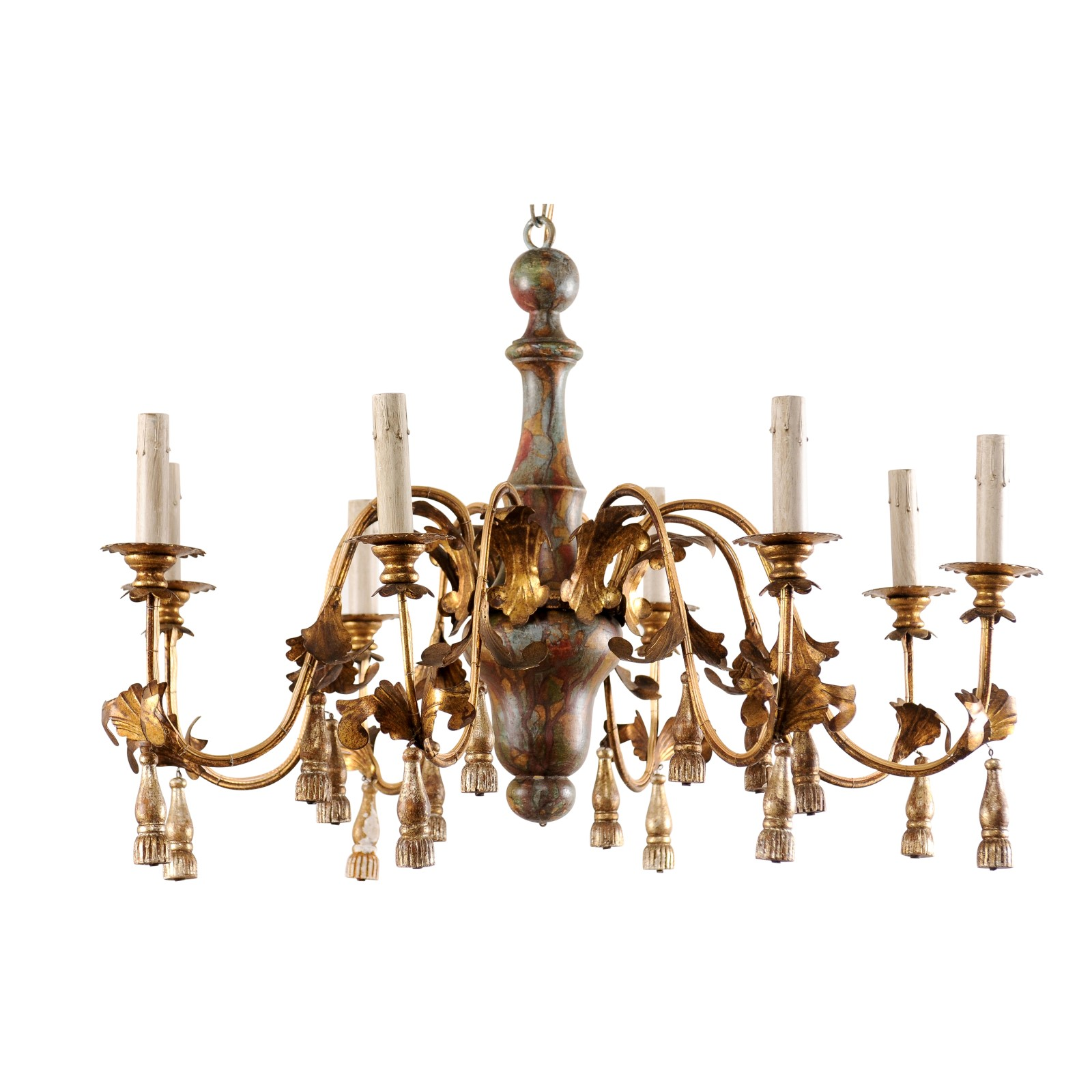 An Italian Mid-20th C. Chandelier