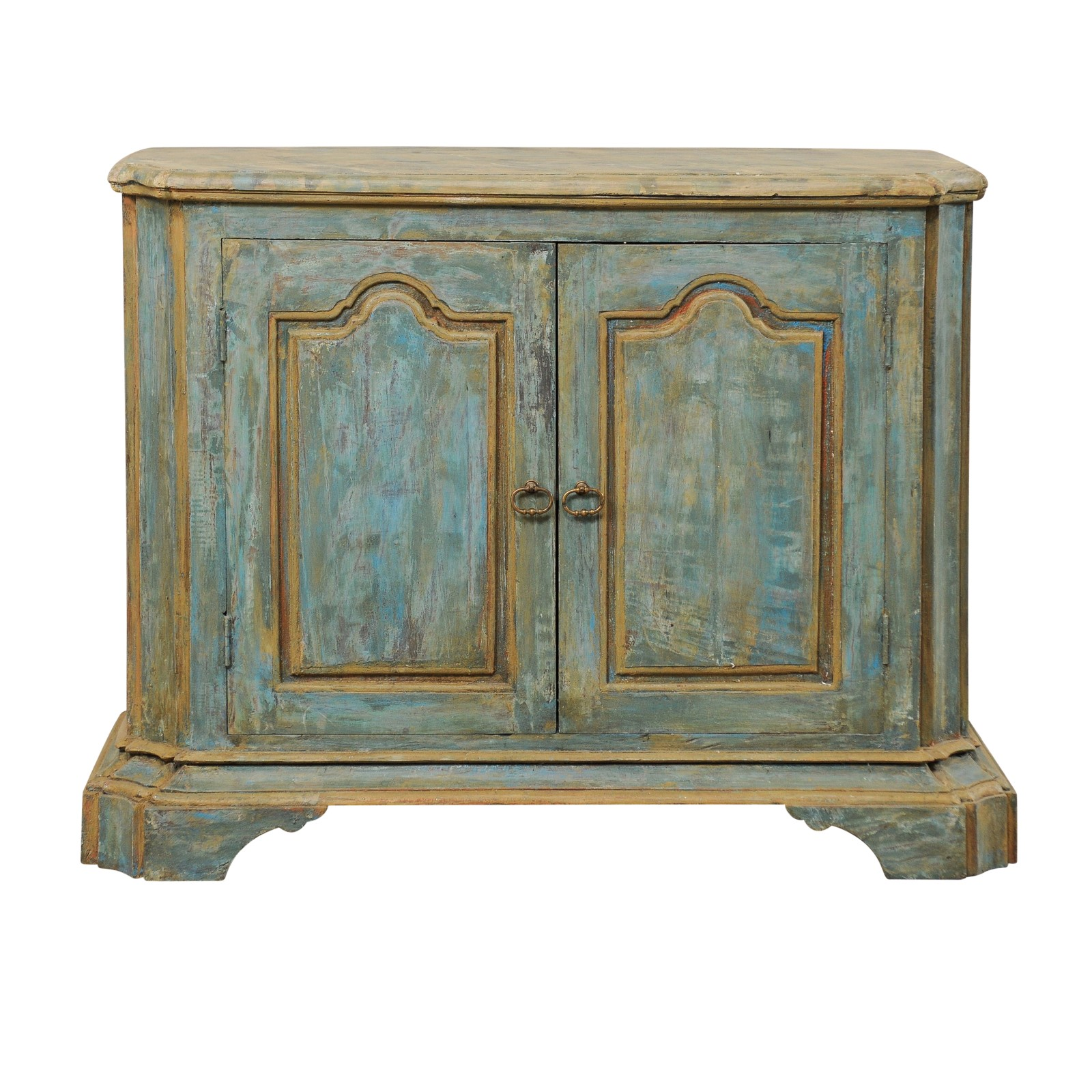 An Italian Style Painted Buffet