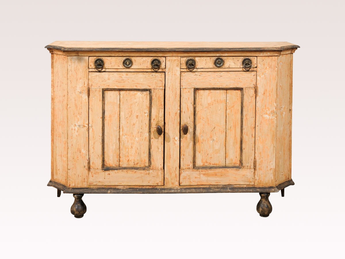 French Sideboard, Original Color