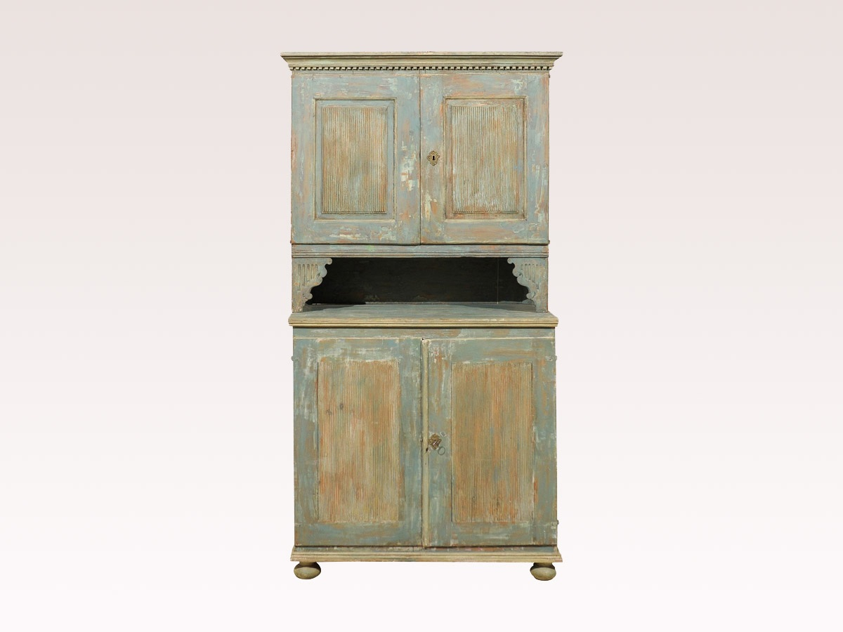 18th C. Swedish Gustavian Cabinet