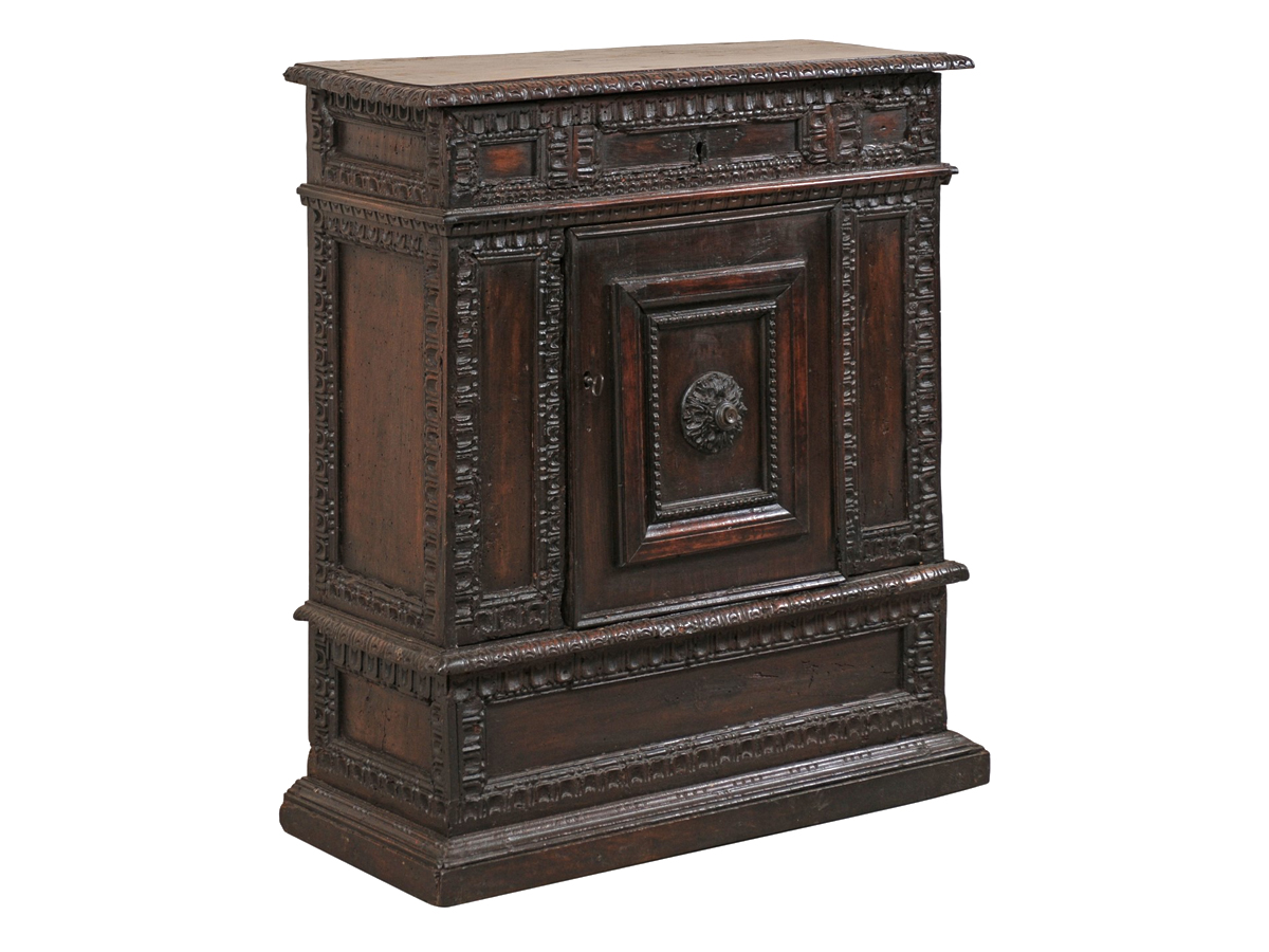 Early 18th C. Italian Cabinet