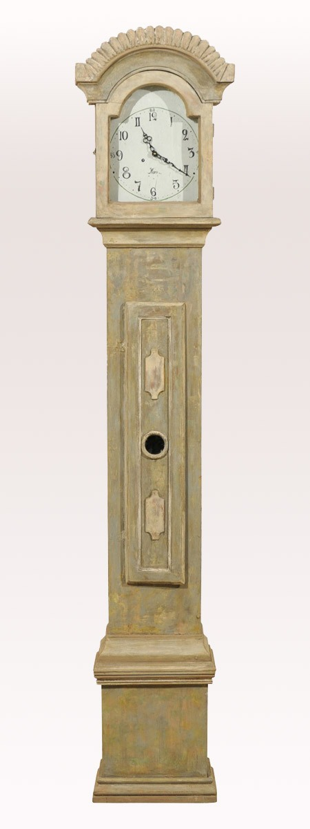 A 19th Century Swedish Clock