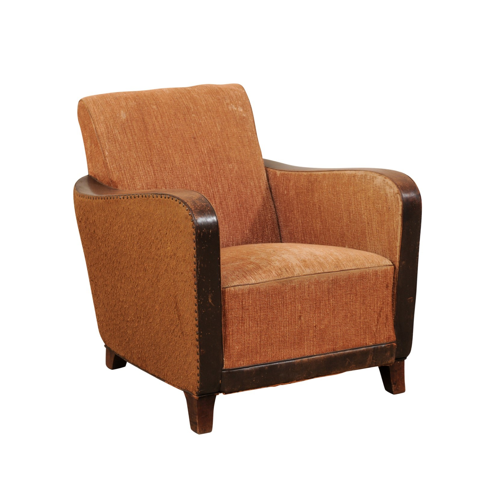 Swedish Art Deco Club Chair
