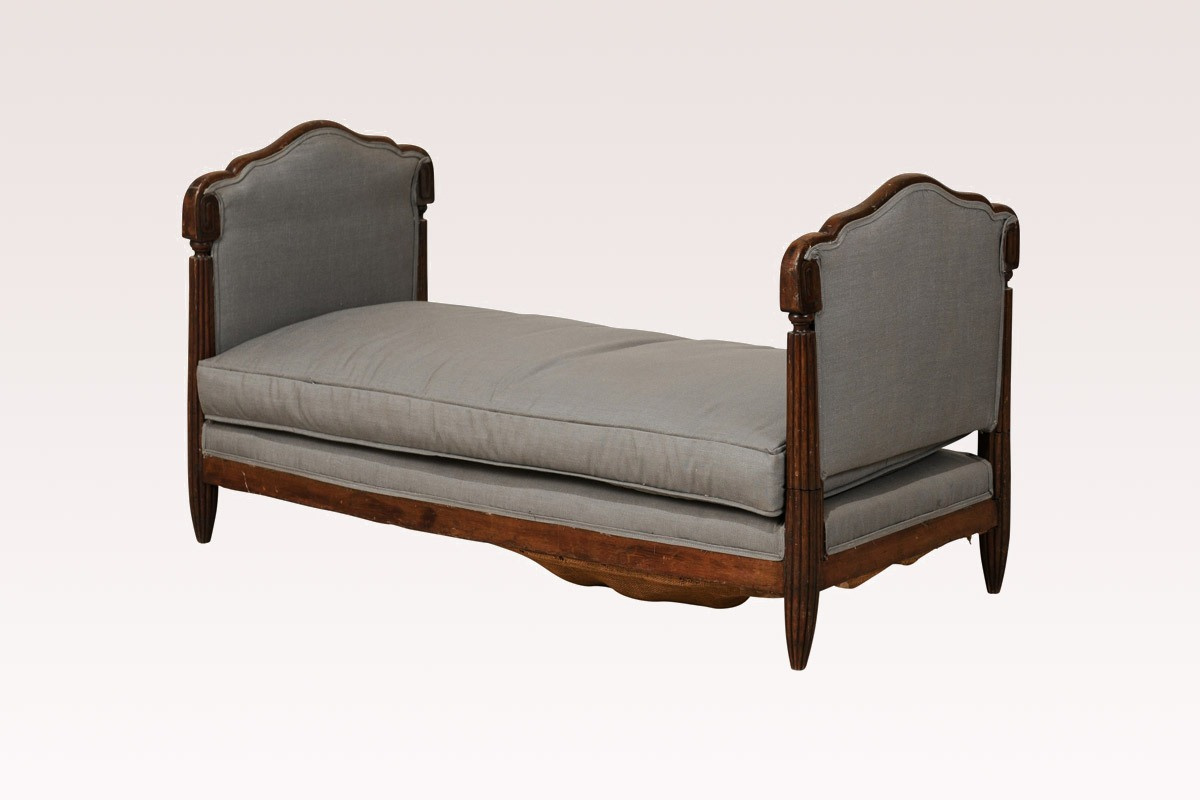 A French Deco Style Daybed