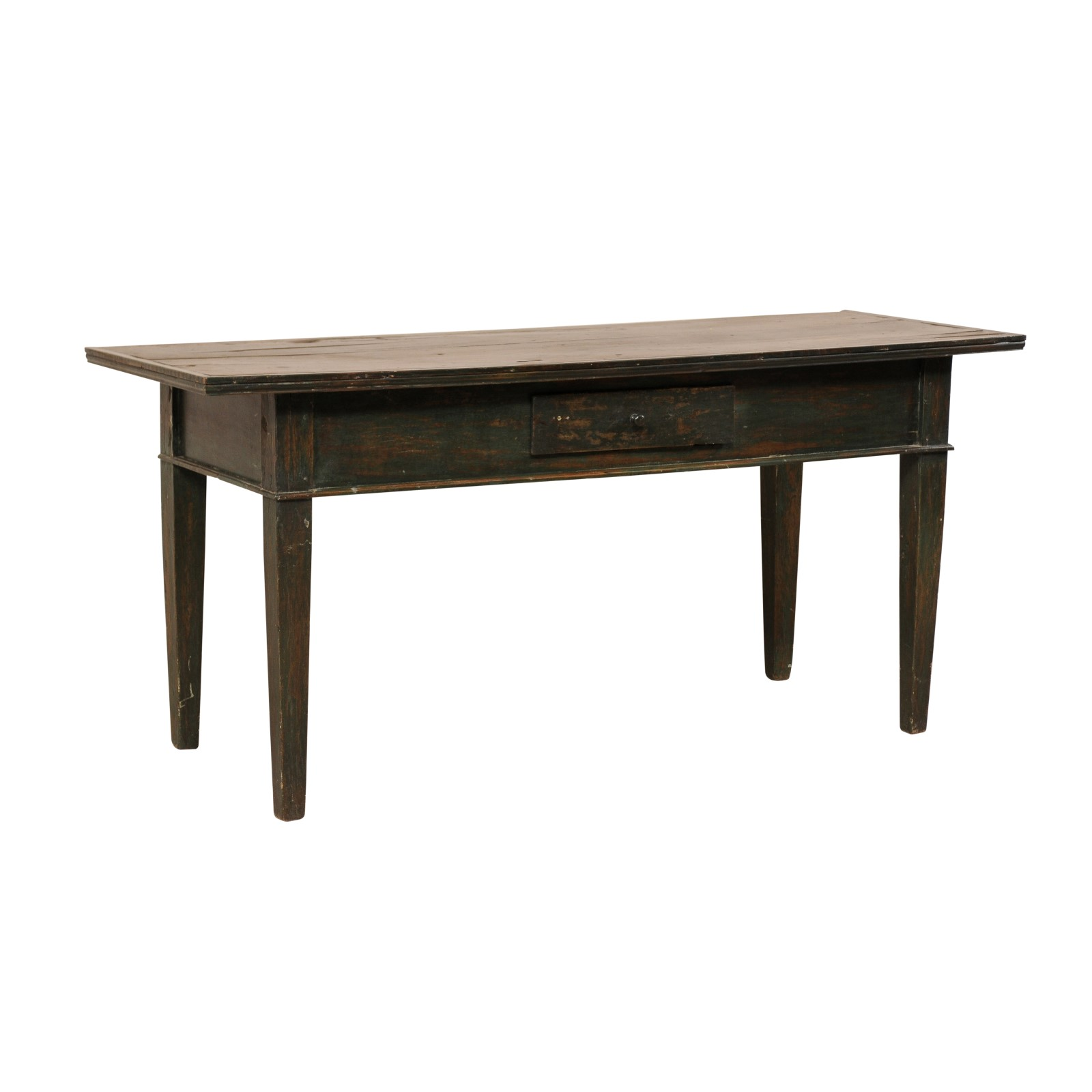Brazilian Peroba Console Table