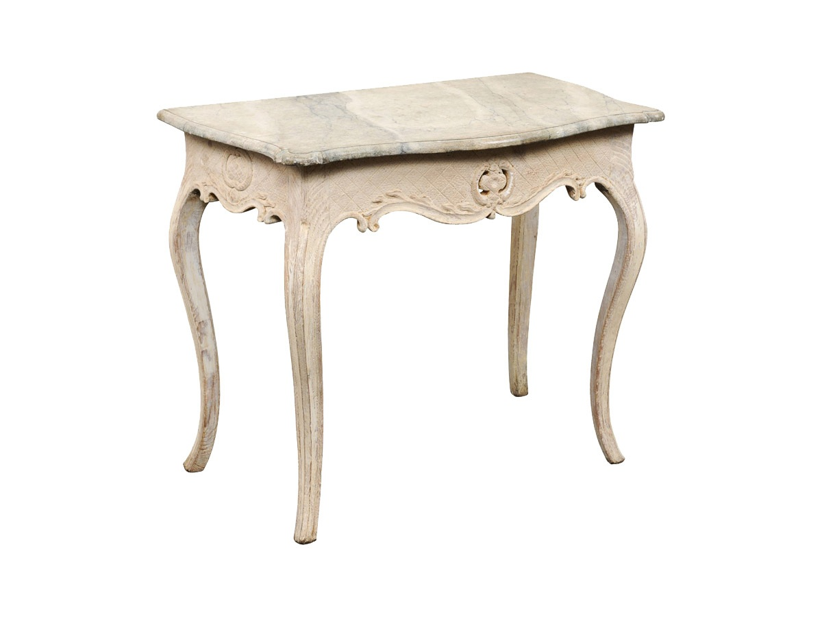 18th Century Swedish Side Table