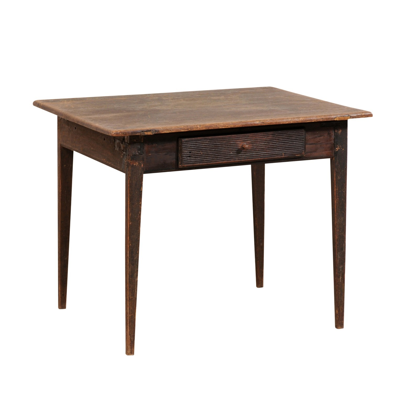 Swedish Period Gustavian Table w/Drawer