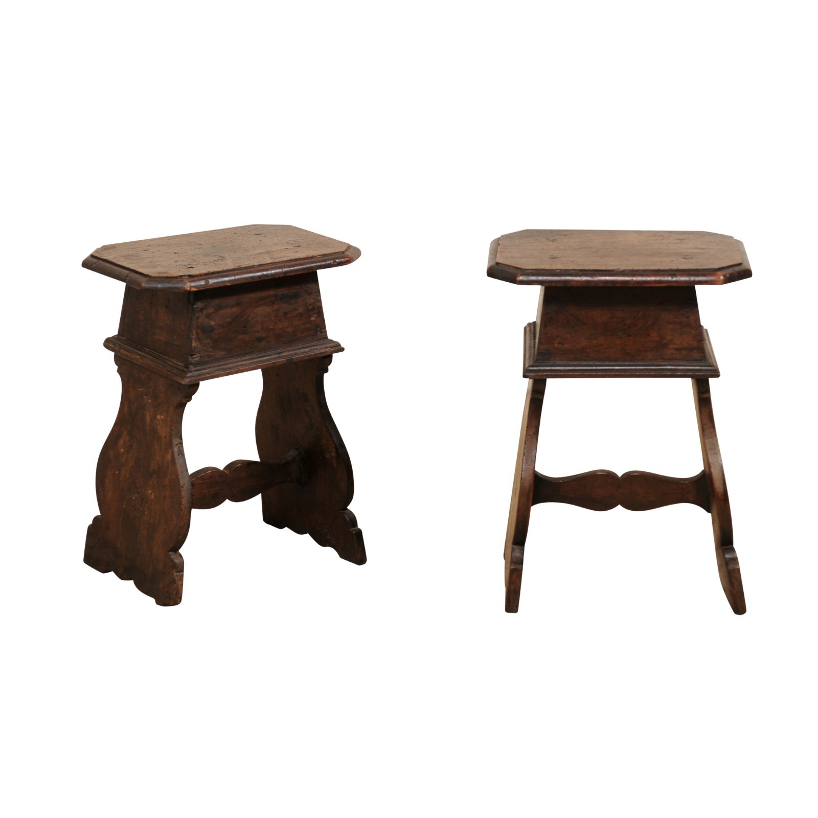 18th C. Renaissance Style Small Tables
