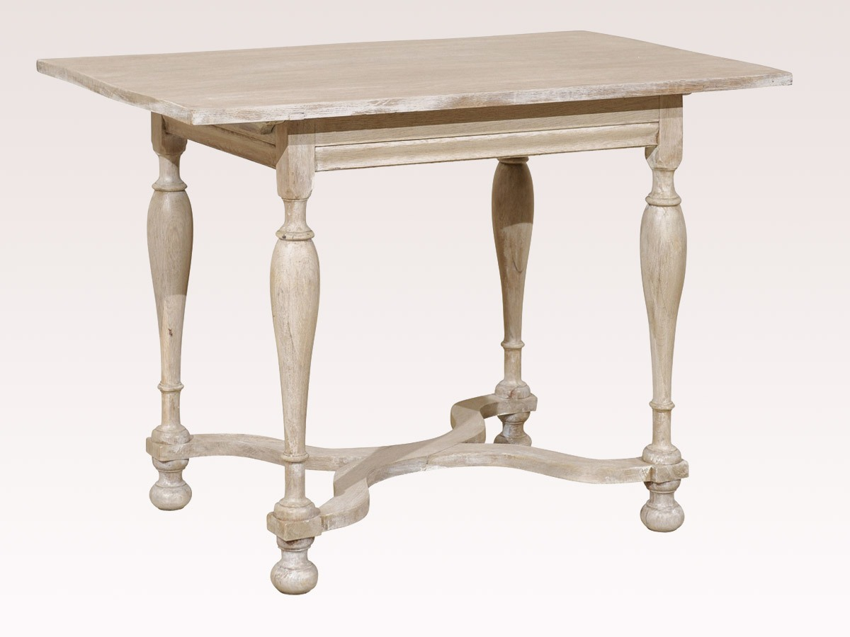 Swedish baroque style side table 894 a tyner antiques swedish baroque style side table geotapseo Image collections