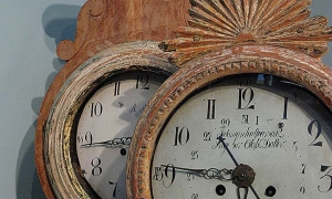 A. Tyner Antiques CLOCKS