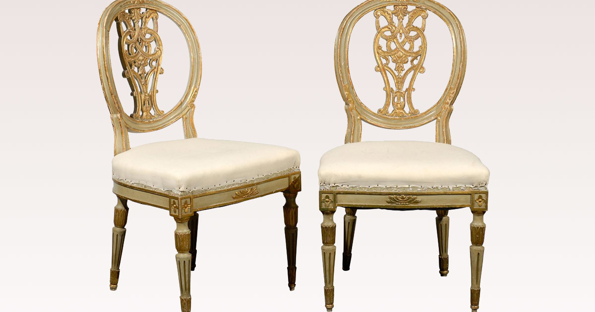 Chair 218 : 218 : A. Tyner Antiques