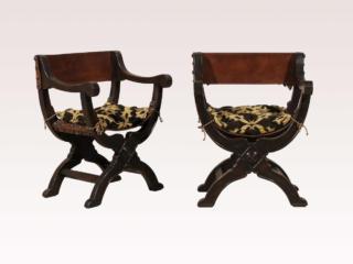 Italian Dante Style Chairs
