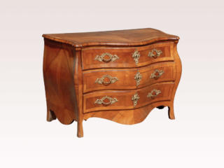 A Period Rococo Swedish Chest