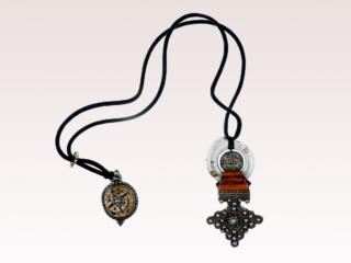 Conus Shell Moroccan Necklace