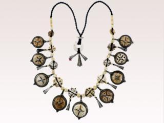 Moroccan Conus Shell Necklace