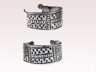 Tribal Silver Tuareg Bracelets