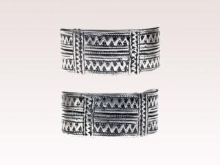Tribal Silver Tuareg Bracelet