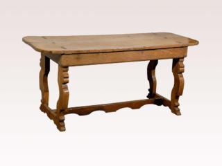 Italian Chestnut Farm Table