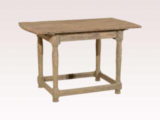 Swedish 19th C. Wood Side table