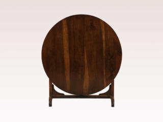Solid Walnut French Wine Table