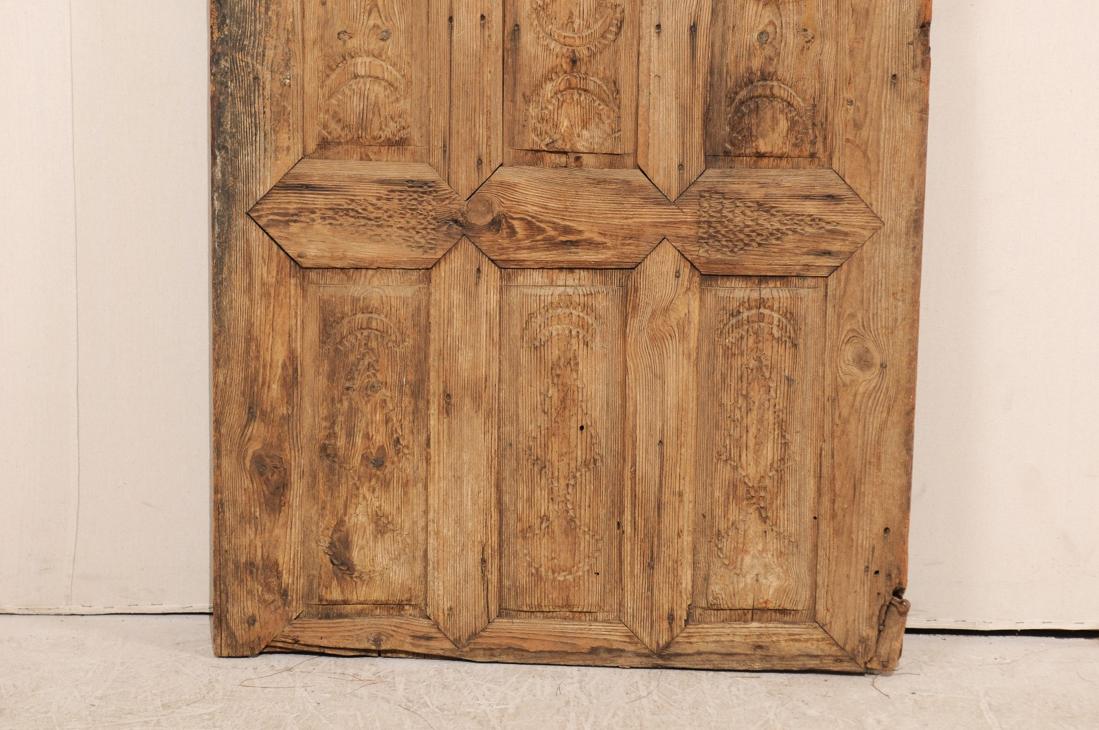 A 19th C Eastern European Door 1455 A Tyner Antiques