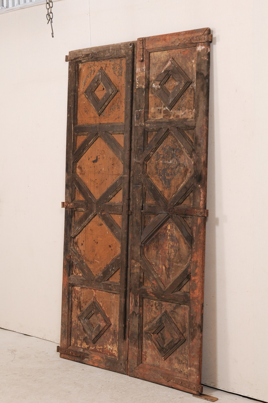 Accessories-1639 Accessories-1639 ... - Pair 18th C. Spanish Doors 1639 A. Tyner Antiques
