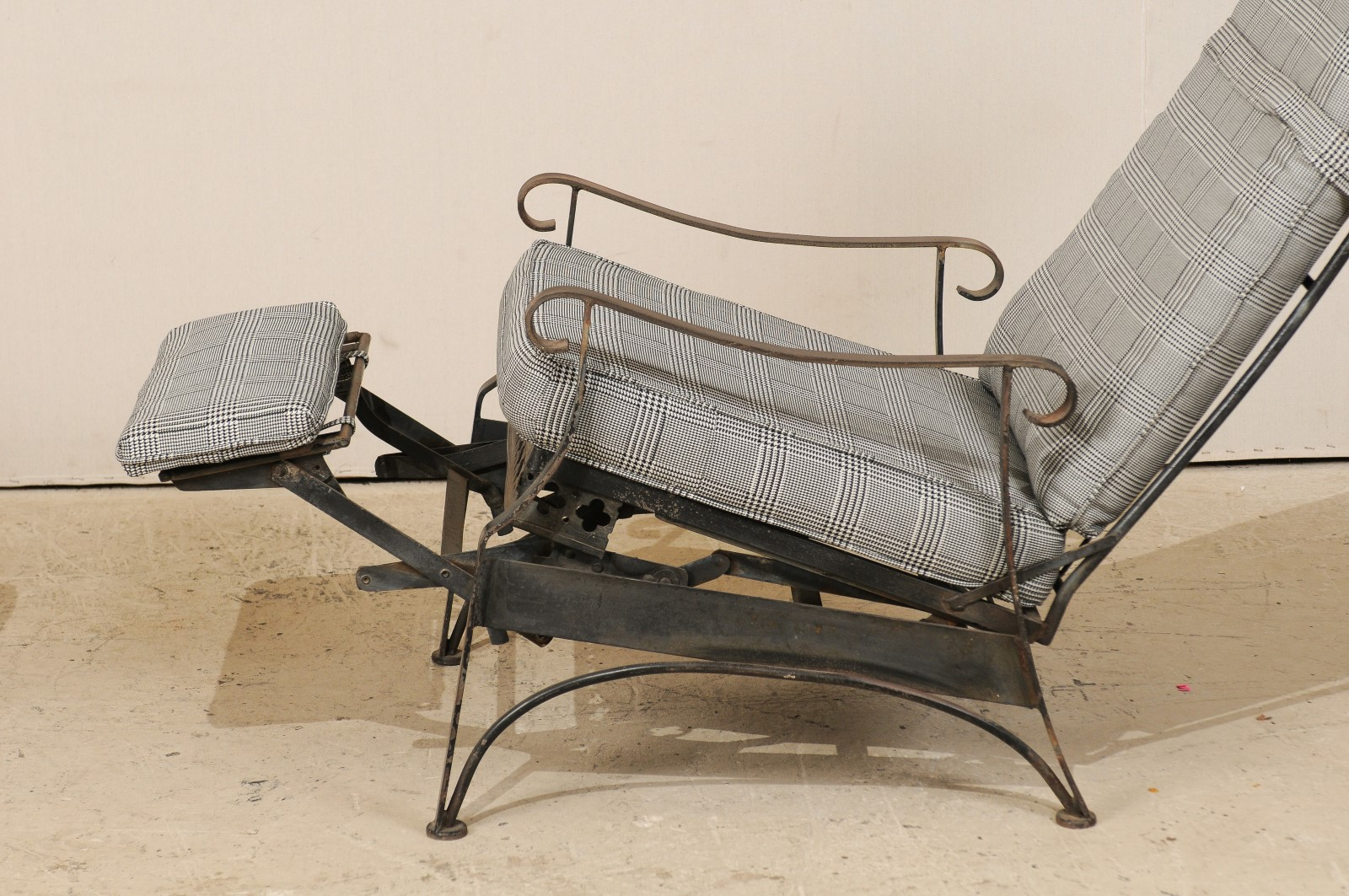 Mid 20th Reclining Patio Chairs | 369 | A. Tyner Antiques